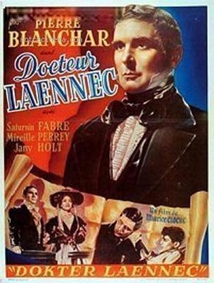 Docteur Laennec - Poster Belgique