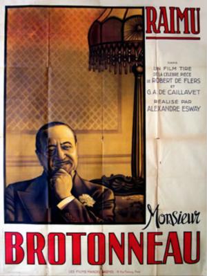 Monsieur Brotonneau