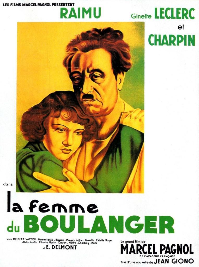 La Femme du boulanger (1938) uniFrance Films