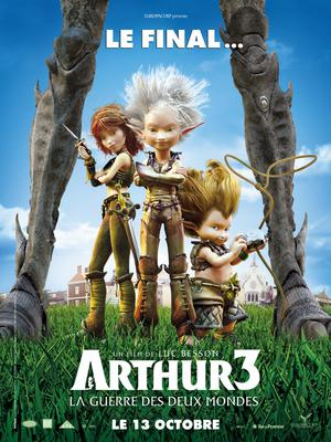 Arthur and the War of the Two Worlds