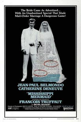 Mississippi Mermaid - Poster Etats-Unis