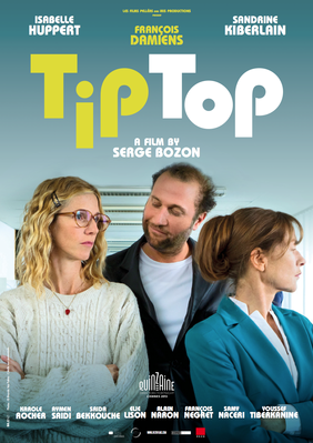 Tip Top - Affiche anglaise internationale
