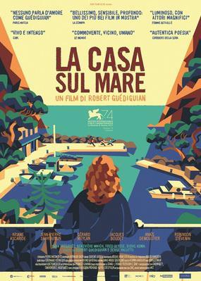 La Casa junto al mar - Poster - Italy