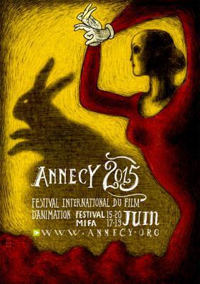 Festival international du film d'animation d'Annecy - 2015