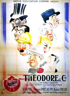Théodore et Cie