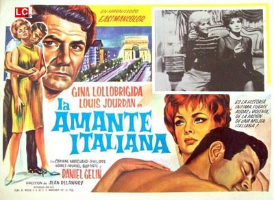 The Sultans - Affiche italienne