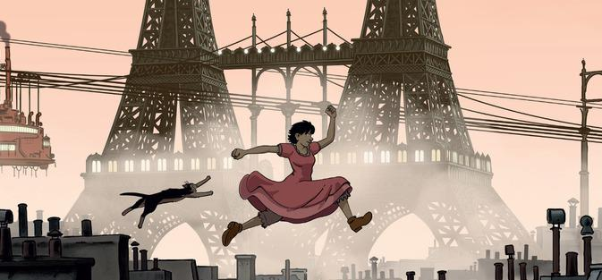April and the Extraordinary World wins the Crystal Award for Best Film at Annecy