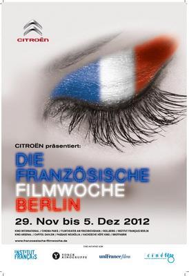 Semaine du film français de Berlin - 2012