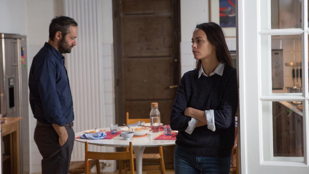 L'économie du couple - Cédric Kahn et Bérénice Bejo