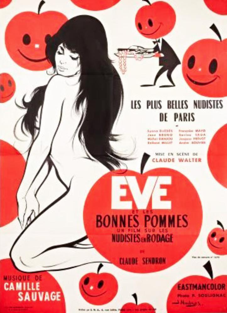 Eve et les bonnes pommes
