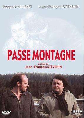 Passe-montagne - Jaquette DVD