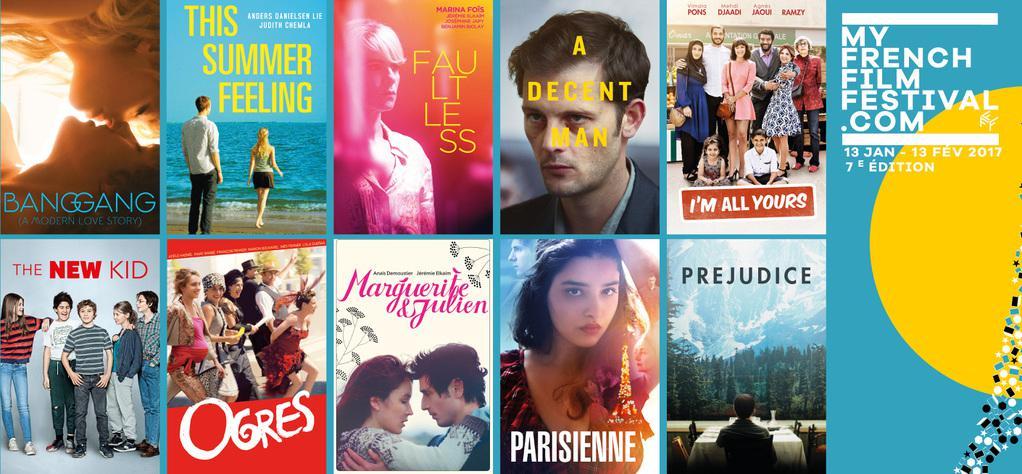 MyFrenchFilmFestival, le festival dont vous êtes le Jury !