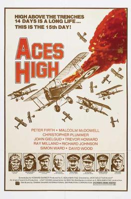 Aces High - Poster - USA