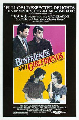 My Girlfriend's Boyfriend - Poster Etats-Unis