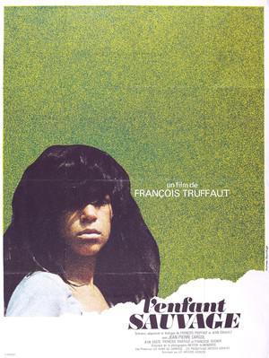 野性の少年 - Poster France
