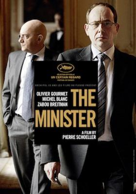 The Minister - Poster - USA