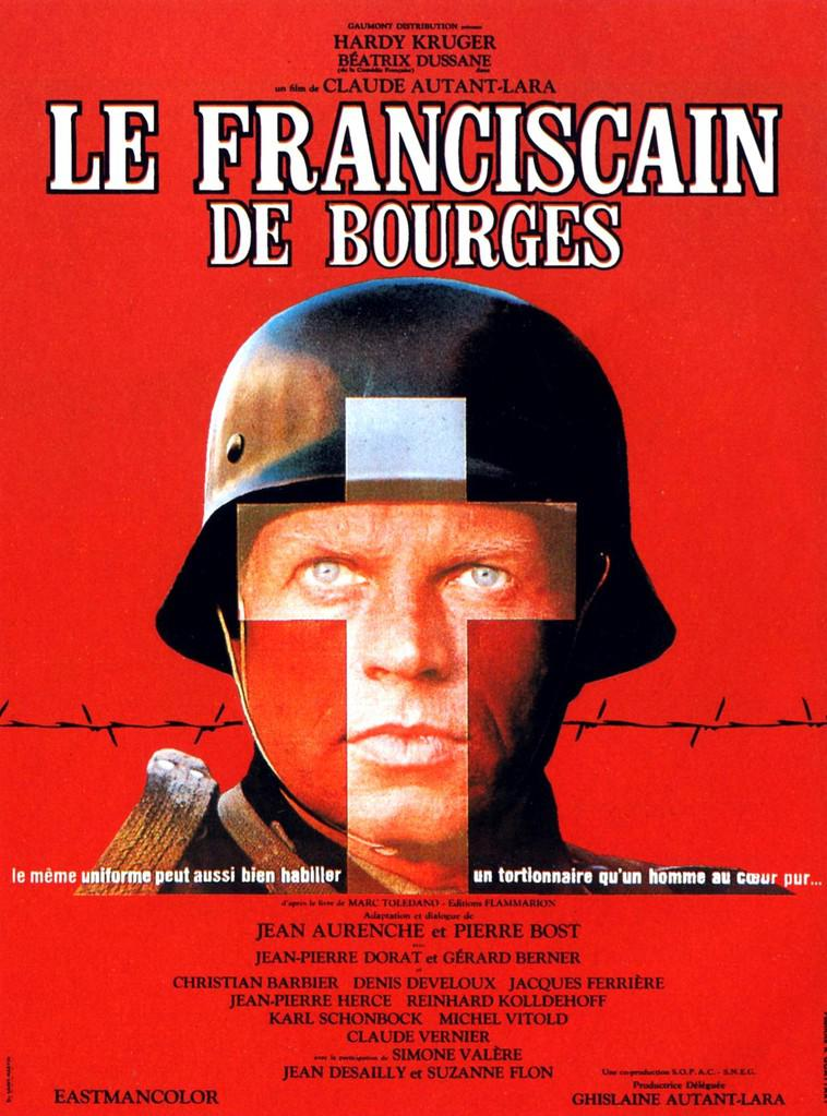 Franciscan of Bourges - Poster France