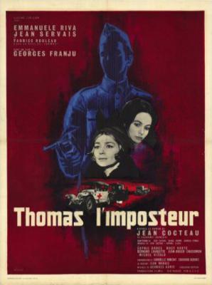 Thomas the Impostor - Poster France