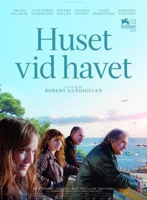 La Casa junto al mar - Poster - Sweden