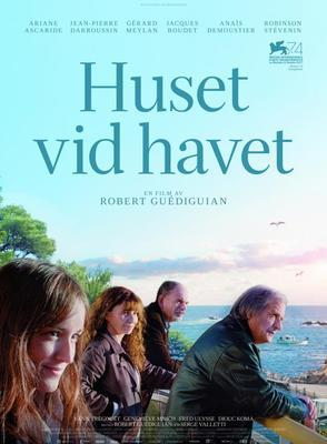 The House by the Sea - Poster - Sweden