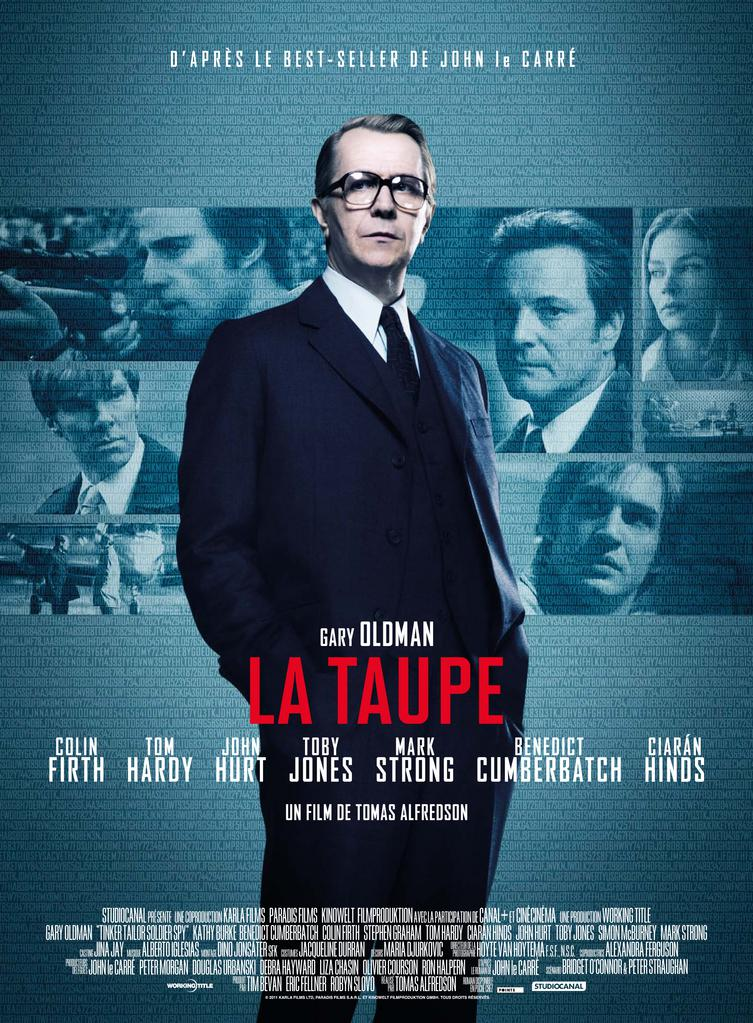 Colin Firth - Poster - France