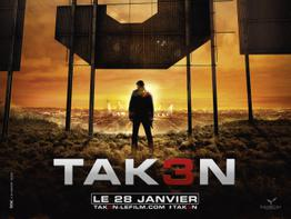 Box office français dans le monde - Février 2015