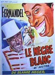 Monsieur Hector - Poster Belgique