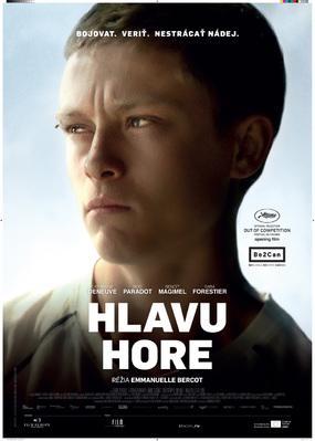 La Tête haute - Poster - Slovakia