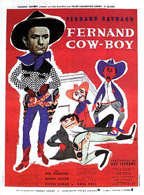 Fernand cow-boy