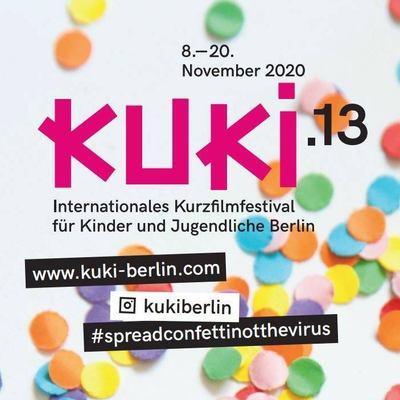 Festival Internacional de Cortometrajes de Berlín para la Infancia y la Juventud (Kuki)  - 2020