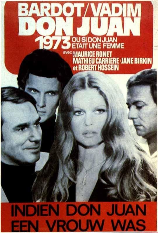 Don Juan 1973 ou Si Don Juan était une femme...
