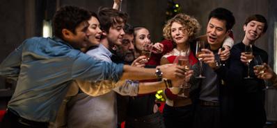 Box-office international des films français - Mars 2021