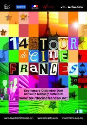 Tour de Cine Francés en México - 2010
