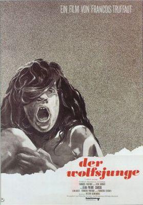 野性の少年 - Poster Allemagne