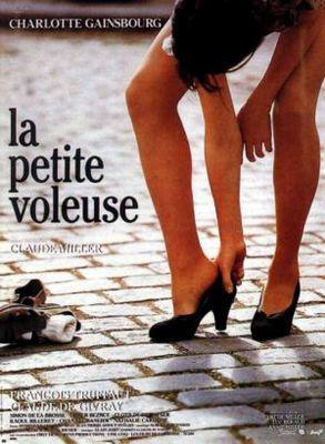 Casi una mujer / La pequeña ladrona - Poster France