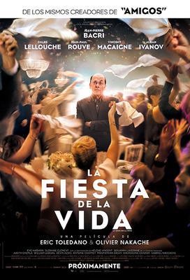 Le Sens de la fête - Poster - Mexico