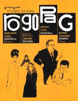 RoGoPaG - Poster Italie