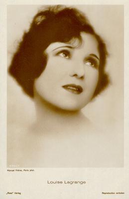 Louise Lagrange