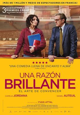 Una razón brillante - Poster - Spain