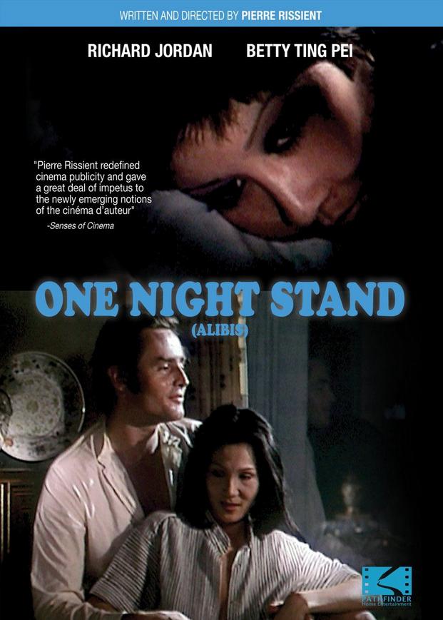 Richard Jordan - US DVD cover