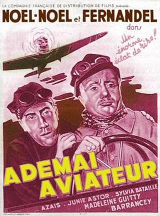 Ademaï aviateur