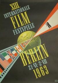 Festival Internacional de Cine de Berlín - 1963