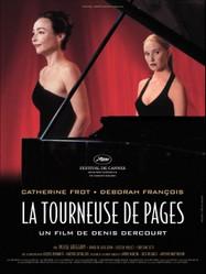 譜めくりの女 - Poster - France