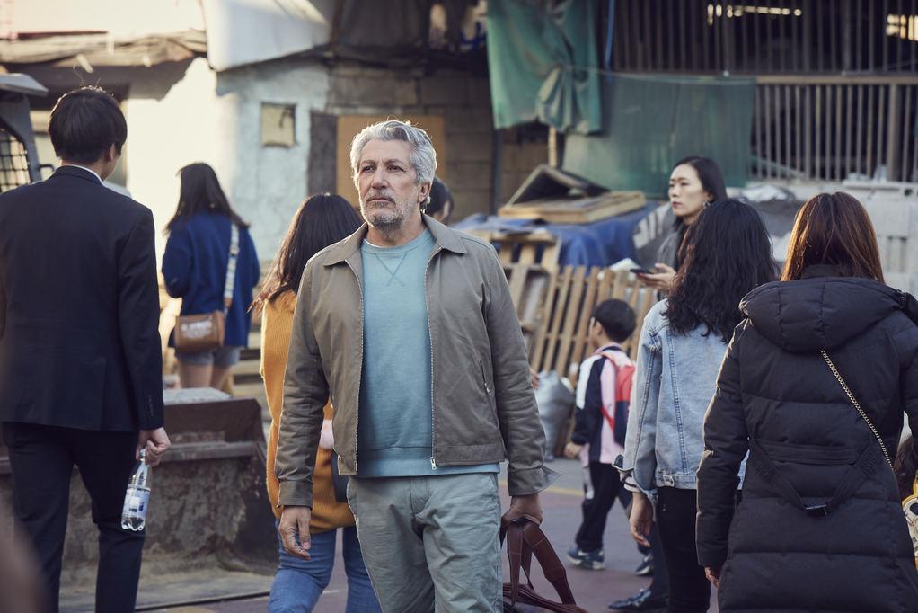 Richard Rousseau - © Benoît Fatou - Jino Park - Rectangle Productions - Gaumont - France 2 Cinéma - Belga Productions - Keystone Films