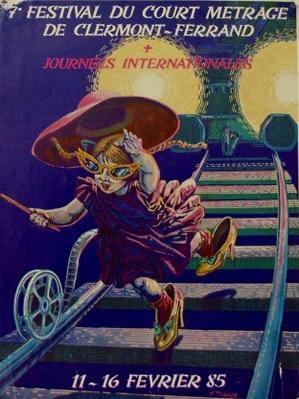 Festival Internacional de Cortometrajes de Clermont-Ferrand - 1985