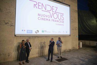 10th Rendez-Vous with New French Cinema in Rome was held outdoors! - © Christian Mantuano