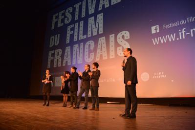 Magnífica apertura del 1er Festival de Cine Francés en Marruecos - IG