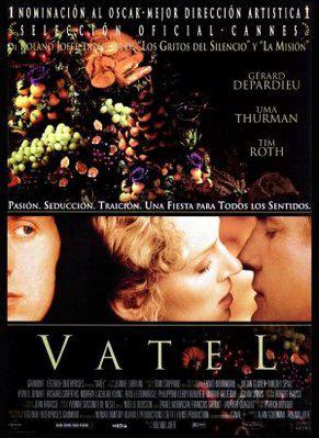 Vatel - Poster - Espagne