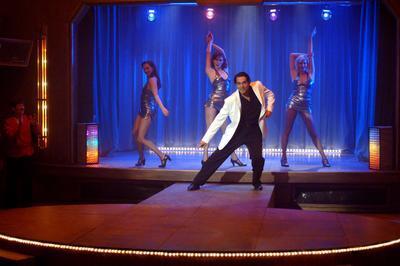 J'aurais voulu être un danseur