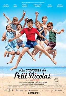 Les Vacances du petit Nicolas - Poster - Lebanon